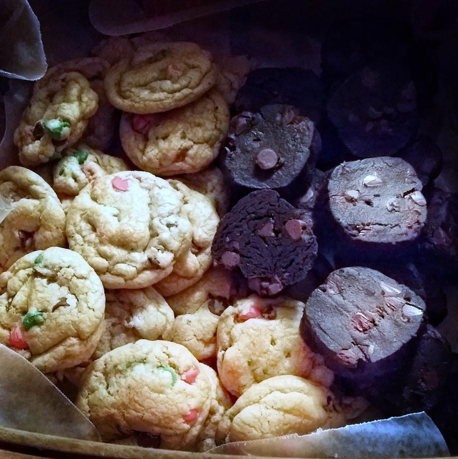 Christmas baking challenge